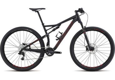 Specialized Epic Comp 29 schwarz/rot/grau