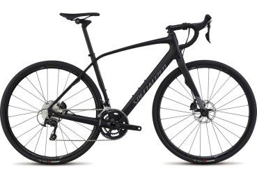 Specialized Diverge Comp Carbon schwarz