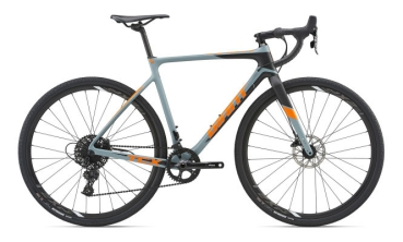 Giant TCX Advanced SX grau/schwarz/orange