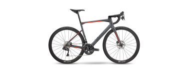 BMC Roadmachine 01 Three schwarz/orange