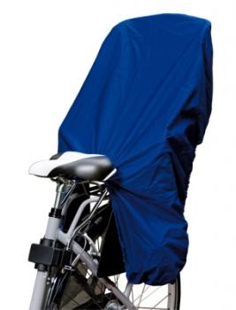 fahrrad linke trockolino kindersitz regenschutz dunkelblau. Black Bedroom Furniture Sets. Home Design Ideas
