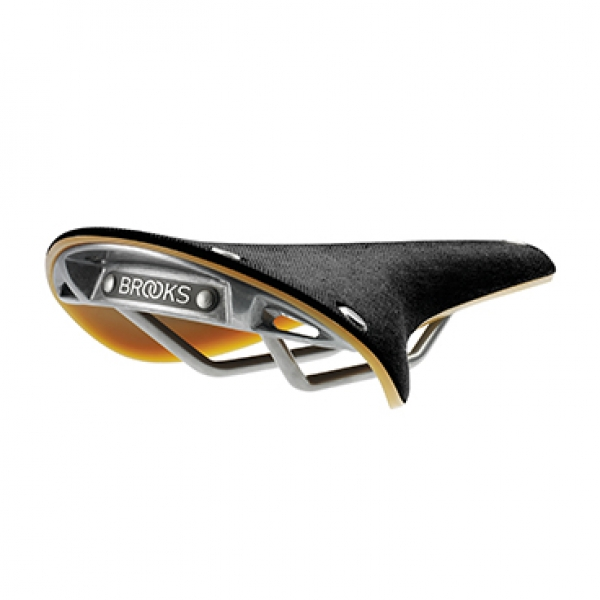BROOKS Cambium Sättel C17 natural schwarz