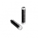 BROOKS Griffe Slender Leather Grips - black